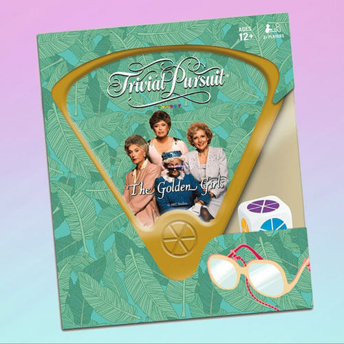 The Golden Girls Trivial Pursuit box
