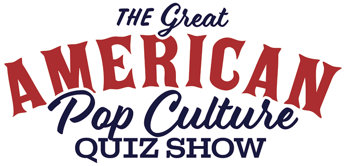 The Great American Pop Culture Quiz Show logo